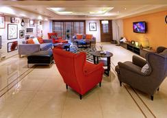 金沙酒店式公寓 - 迪拜 - 大厅