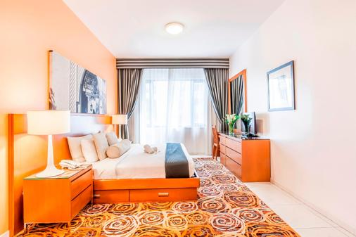 金沙酒店式公寓 - 迪拜 - 睡房