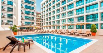 金沙酒店式公寓 - 迪拜 - 游泳池