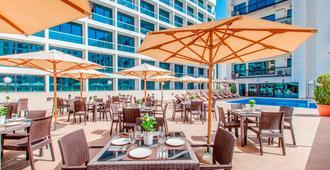 金沙酒店式公寓 - 迪拜 - 露台