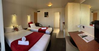 贝拉维斯塔奥玛鲁汽车旅馆 - 奥玛鲁 - 睡房