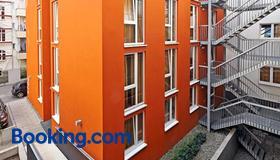 国际学生旅馆 - 斯图加特 - 建筑
