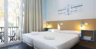 兰布拉斯皮洛旅馆 - 巴塞罗那 - 睡房