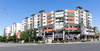 加巴中央公寓 - 布里斯班 - 建筑