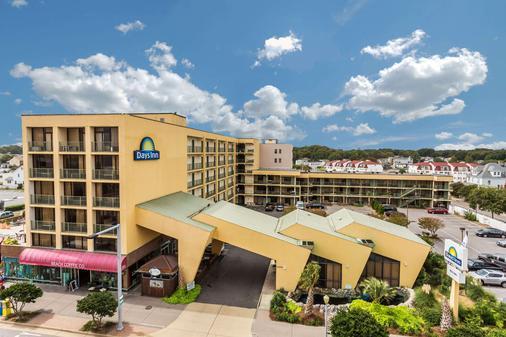 弗吉尼亚海滩戴斯酒店 - 弗吉尼亚海滩 - 建筑