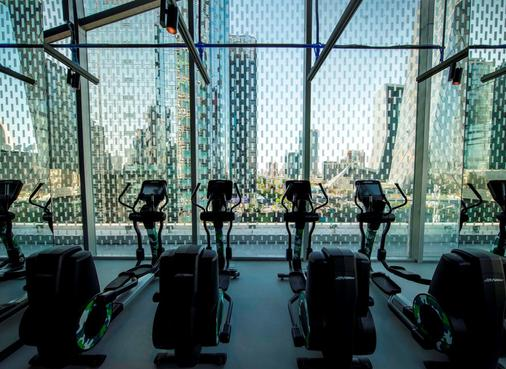 国贸饭店 - 北京 - 健身房