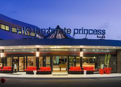H10兰萨罗特岛公主酒店 - 普拉亚布兰卡 - 建筑
