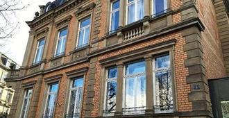 斯特拉斯堡阿多尼斯酒店 - 斯特拉斯堡 - 建筑