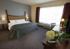 魁北克环宇酒店 - 魁北克市 - 睡房