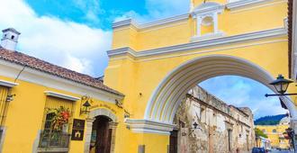 圣卡塔利娜修道院酒店 - 安地瓜 - 建筑