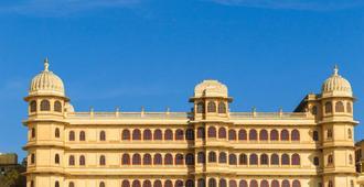 塔杰法塔赫普拉卡什宫酒店 - 乌代浦 - 建筑