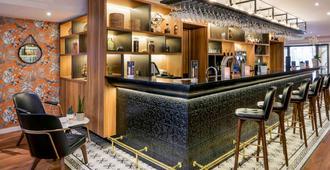 波尔多夏特龙城堡美居酒店 - 波尔多 - 酒吧