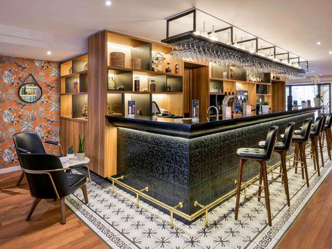 夏特龙别墅美居酒店 - 波尔多 - 酒吧