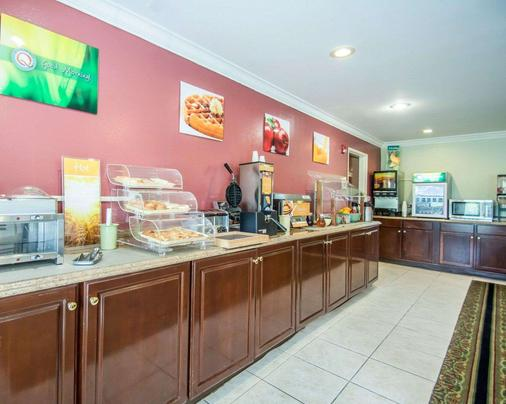 盖恩斯维尔 I-75 品质酒店 - 盖恩斯维尔 - 自助餐