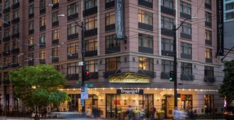 派拉蒙酒店 - 西雅图 - 建筑