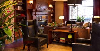 派拉蒙酒店 - 西雅图 - 休息厅