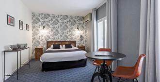 梅杰斯提科酒店 - 波尔多 - 睡房