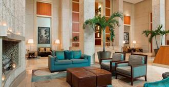 威斯汀亚历山大旧城酒店 - 亚历山德里亚 - 大厅