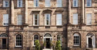 罗克斯伯格酒店 - 爱丁堡 - 建筑