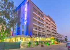科利布里酒店 - 式 - 阿萨拉尔 - 建筑