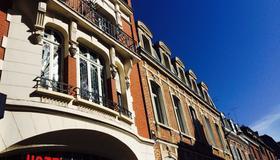 诺曼底酒店 - 亚眠 - 建筑