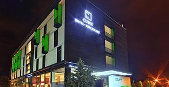 酷比克斯酒店 - 布拉索夫 - 建筑