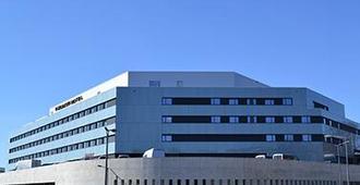阿夸蒂斯酒店 - 洛桑 - 建筑