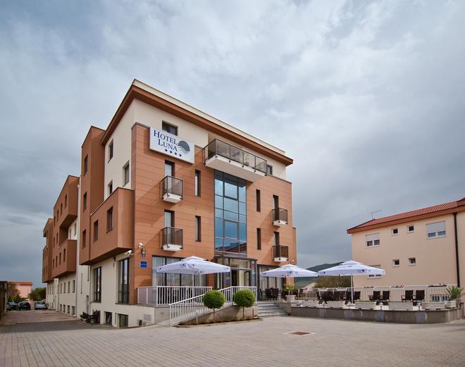 卢纳酒店 - Medjugorje - 建筑