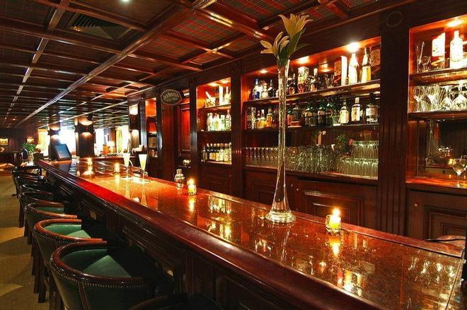 三藩市广场酒店 - 圣地亚哥 - 酒吧