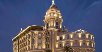 索菲特蒙得维的亚卡拉斯科赌场暨温泉酒店 - 蒙得维的亚 - 大厅