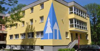 爱德华海因里希屋旅舍 - 萨尔茨堡 - 建筑