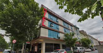 崭新世界酒店 - 伊斯坦布尔 - 建筑