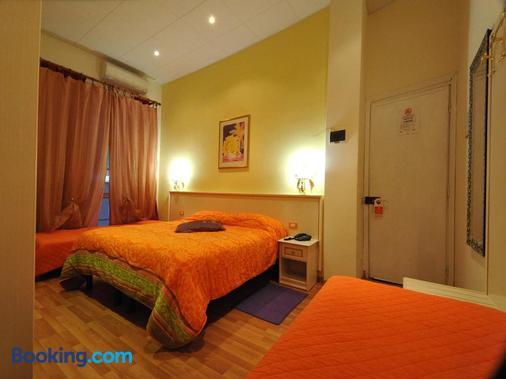 亚历山德拉酒店 - 圣雷莫 - 睡房