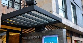 多拉多假日酒店 - 波哥大 - 建筑