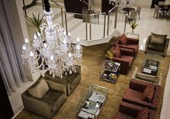 法利亚利马蓝树高级酒店 - 圣保罗 - 大厅