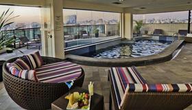 法利亚利马蓝树高级酒店 - 圣保罗 - 游泳池