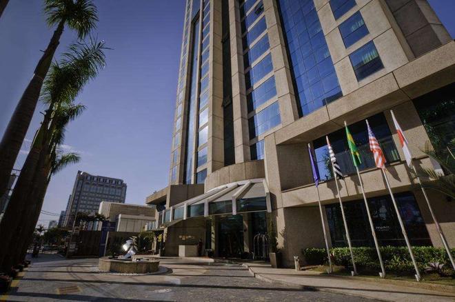 法利亚利马蓝树高级酒店 - 圣保罗 - 建筑