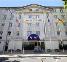 凯里亚德酒店-蒙佩里尔中央安蒂格纳