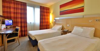 贝斯特韦斯特宫殿客栈酒店 - 费拉拉 - 睡房
