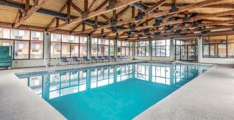 雪松城-大学区凯艺酒店 - 雪松城 - 游泳池