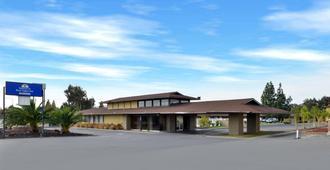美洲最佳价值酒店-瓦卡维尔纳帕谷 - 瓦卡维尔 - 建筑