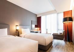 斯塔特香玉酒店 - 首尔 - 睡房