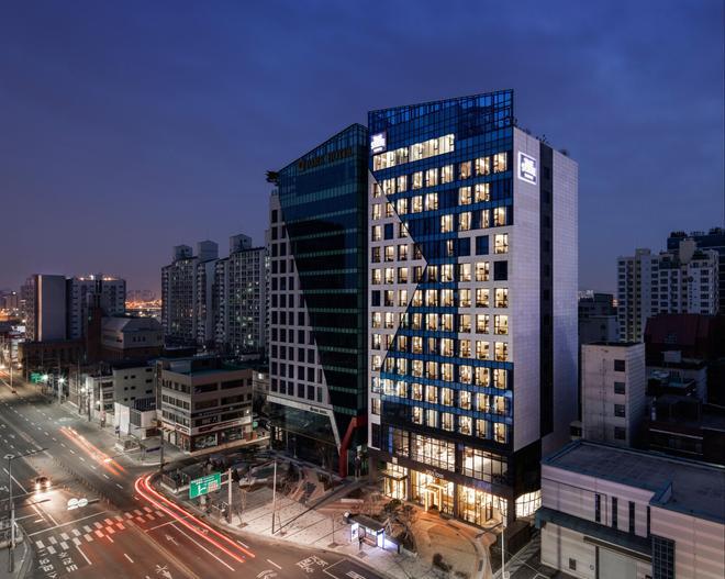 斯塔特香玉酒店 - 首尔 - 建筑