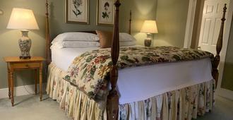 欧姆斯比希尔旅馆 - 曼切斯特 - 睡房