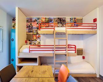 香贝里北 F1 酒店 - 装修 - 尚贝里 - 睡房
