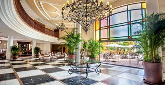 巴瑟罗马贝拉酒店 - 马贝拉 - 大厅