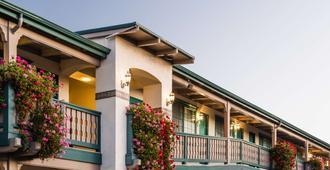 最佳西方恩西纳酒店 - 圣巴巴拉 - 建筑