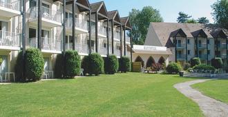 希波酒店 - 勒图凯 - 建筑