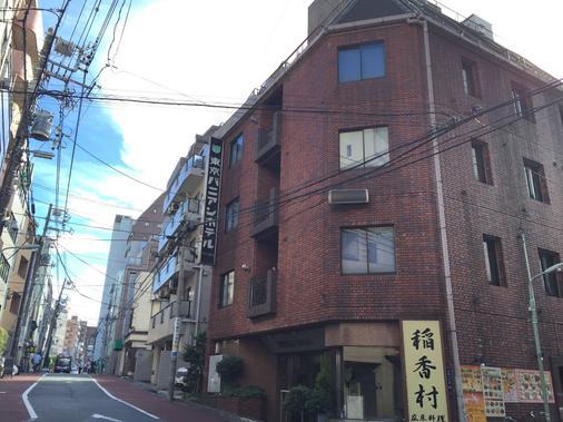 东京悦榕庄酒店 - 东京 - 建筑