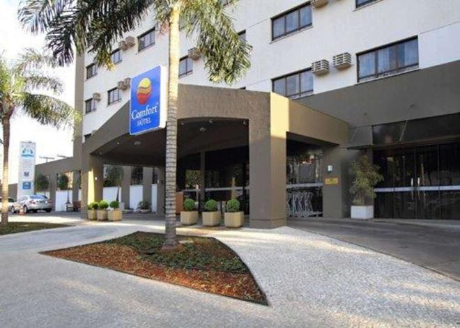 戈亚尼亚舒适酒店 - 戈亚尼亚 - 建筑